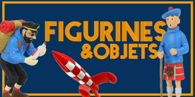 Figurines Tintin