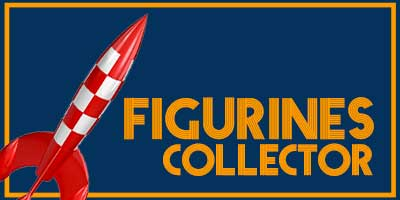 Figurines Collector du reporter Tintin