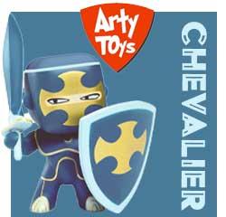les chevaliers Arty Toysde Djeco pour les enfants