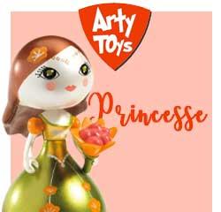 Princesses Arty Toys de Djeco pour les enfants