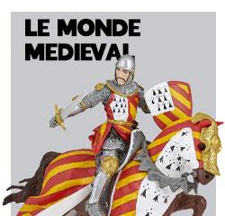Figurines Chevaliers, Châteaux-forts & Royauté