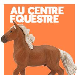 Figurines équitation : cheval, poney et poulain