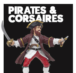 Figurines Pirates & Corsaires