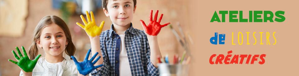 Nos kits de loisirs créatif pour les enfants