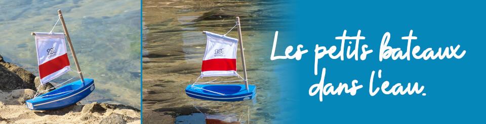 Nos bateaux flottants pour les enfants (jouet)