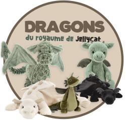 Peluche dragon jellycat