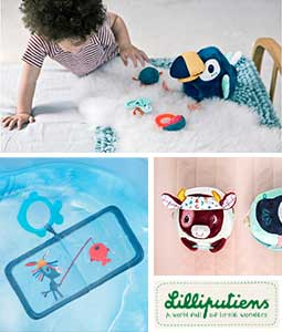 Boutique Lilliputiens