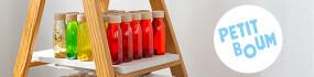 Acheter des bouteilles sensorielles Petit Boum