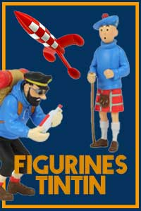 Boutique Figurines Tintin